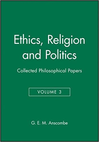 Papers about religion