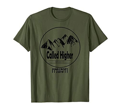 - Pinecroft 2019 Summer Camp T-shirt Design