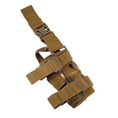 Shootmy New Gen Right Tactical Leg Holster Leg Harness (CP)