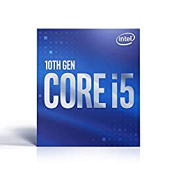 Intel Core i5-10600 Desktop Processor 6 Cores up to 4.8 GHz LGA1200 (Intel 400 Series chipset) 65W