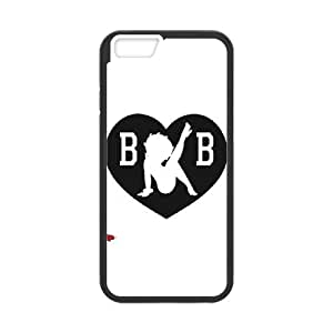 iPhone 6 Plus 5.5 Inch Cell Phone Case Black Betty Boop BW VIU041497