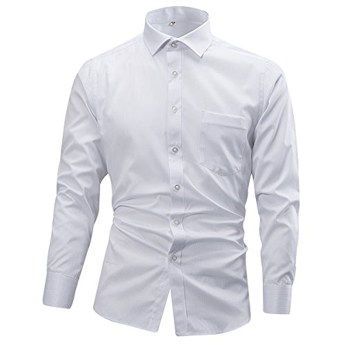 dress shirts with cufflink holes - 2