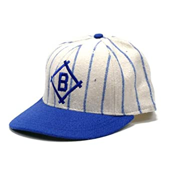 dodgers hat throwback fitted cap needle sizes 1955 brooklyn baseball