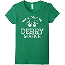 Halloween Shirt - Welcome To Derry Maine
