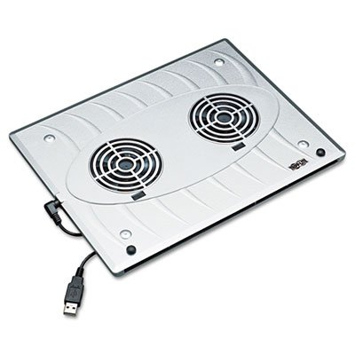 (NC2003SR Notebook Cooling Pad, Silver)