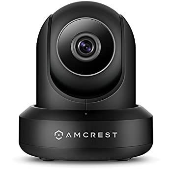 Amcrest Hdseries 720p Wifi Ip Video Security Surveillance Camera, Plugplay, Pantilt, Two-way Audio & Night Vision Ipm-721b (Black) 9
