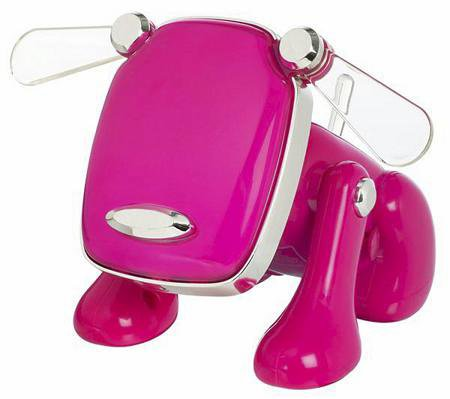 Pink - Hasbro i-Dog Robotic Music Loving Canine