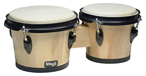 Stagg BW-100-N Wooden Bongos