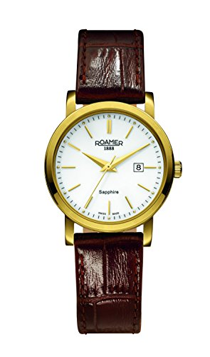 Roamer CLASSIC LINE GENTS 709844 48 25 07 Wristwatch for women Swiss Made