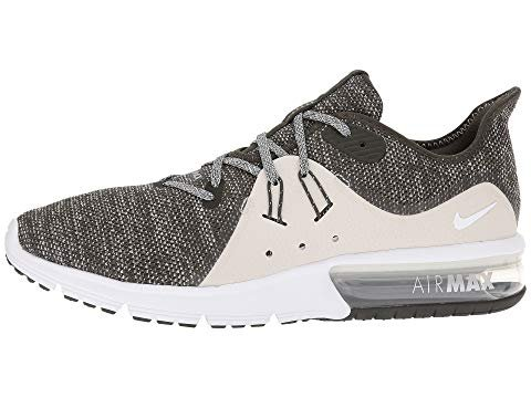 Nike Air Max Sequent 3 Mens Running Trainers 921694 Sneakers Shoes (UK 6 US 6.5 EU 39, Sequoia Summit White 300) by Nike (Image #3)