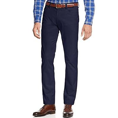 Calvin Klein Men's 4 Pocket Stretch Sateen Pant