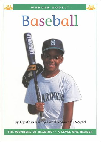 Download Baseball (Wonder Books Level 1 Sports) pdf