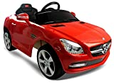 Primo Passi Mercedes-Benz SLK Electric Ride On car with Remote Control Red