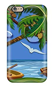 Linda Esther Donna's Shop Best New Cartoon Protective Iphone 6 Classic Hardshell Case