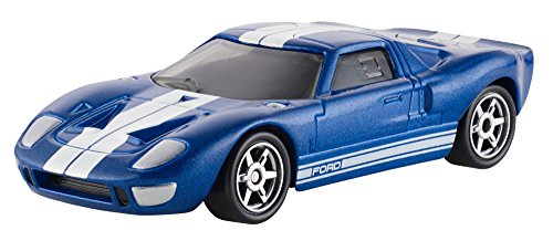 Mattel Fast   Furious Ford Gt 40 Vehicle