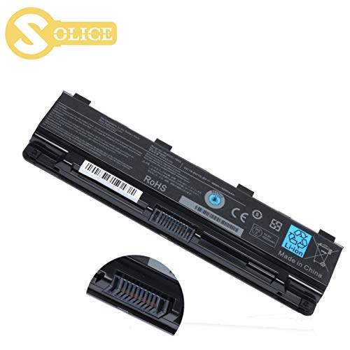 SOLICE® New Pa5024u-1BRS Laptop Battery for Toshiba Satelli