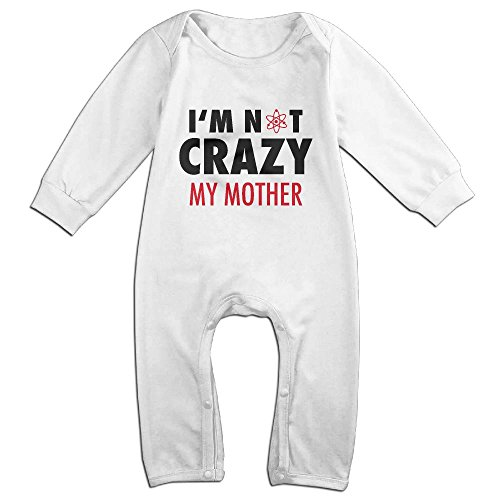 I Am Crazy Baby Onesie - 2