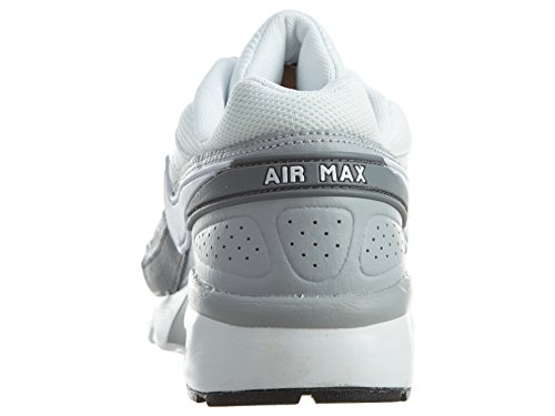 Nike Air Max Bw Jongens Loopschoenen Wolf Grijs / Wit-cool Grijs-zwart