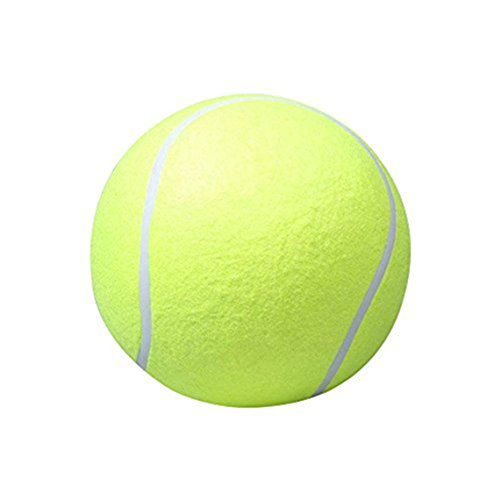 Price comparison product image OrliverHL Giant Pet Dog Puppy Tennis Ball Thrower Chucker Launcher Play Chew Toys