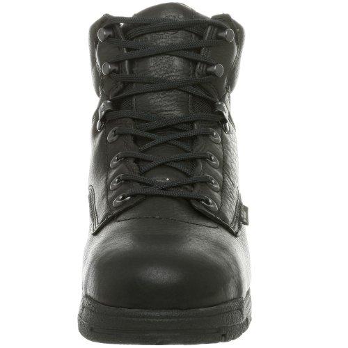 Timberland PRO Mens 26064 Titan 6 Safety Toe Boot,Black,10.5 W Black