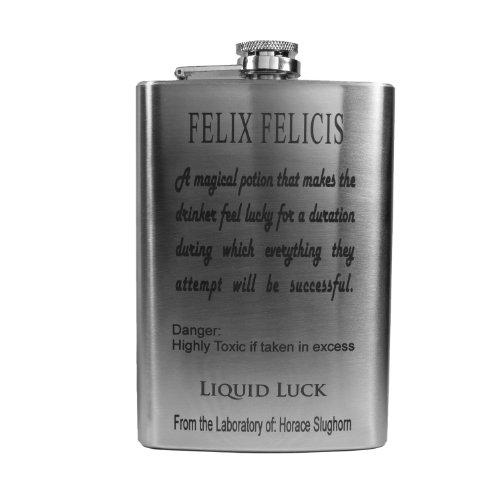 Harry Potter FELIX FELICIS Flask