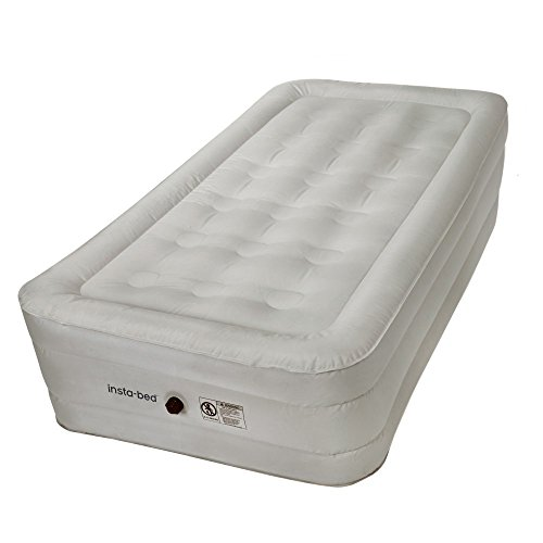 "Insta-Bed 14"" with Ext Ac Pump & Neverflat Fabric Tech, Twin"