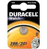 Duracell - Pile spéciale montres - 386/301 Petit Blister x1 (equivalent SR43)