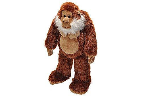 Wild Republic 20710 Big Foot Plush, Stuffed Animal, Gifts for Kids, 12