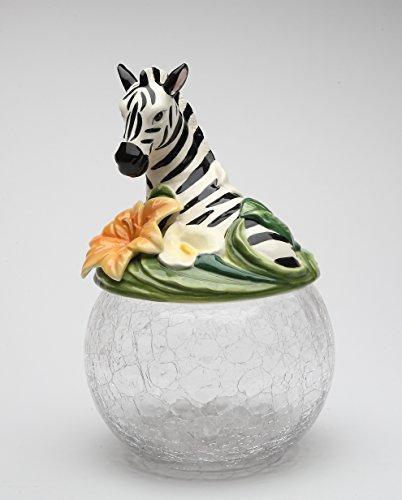 zebra cookie jar - 2