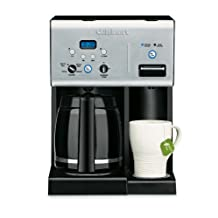 Cuisinart CHW-12C 12 Cup Programmable Coffeemaker and Hot Water System