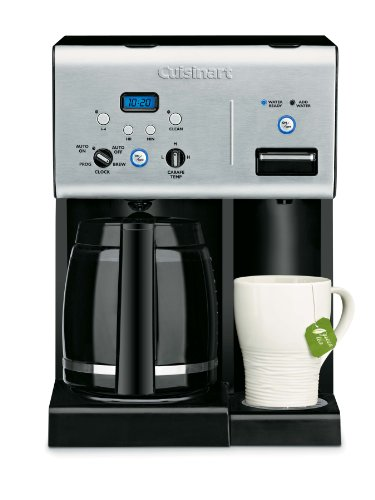 Cuisinart Coffee Maker - 12 cup - with Hot Water System (Best Coffee Maker Canada)