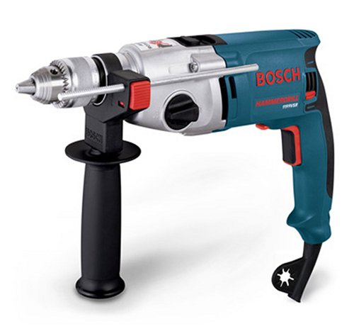 Factory-Reconditioned Bosch 1199VSRK-RT 1/2-Inch Dual Torque Hammer Drill with Carrying Case