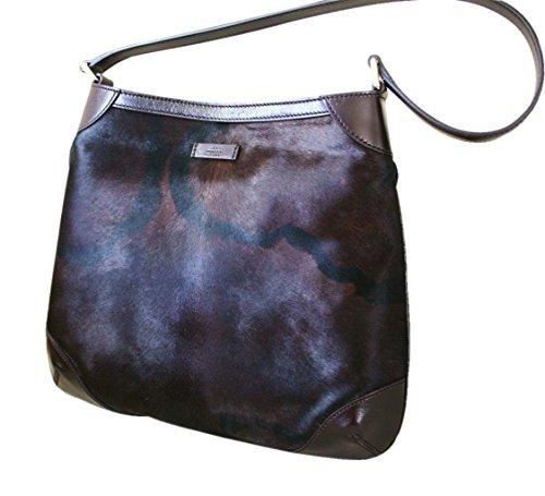 Gucci Hobo Pony Hair Shoulder Bag Handbag 257296 (Gucci Hobo Purse)