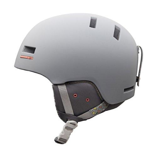 Snow Shiv (Giro Shiv 2 Snow Helmet (Matte Grey Geodot, Large))
