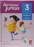 capa de Aprender Juntos. Geografia - 3º Ano - Base Nacional Comum Curricular