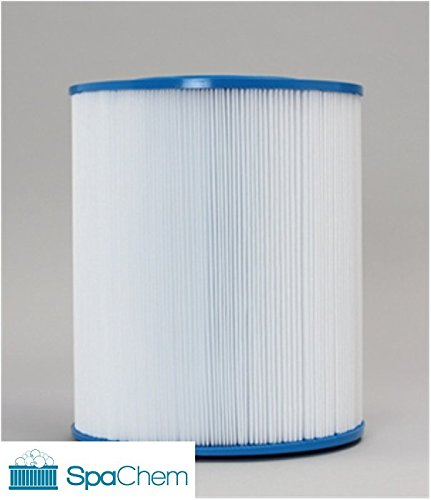 Spa Hot Tub and Swimming Pool Filter Filtration Cartridges HS65 - Pleatco: PWK65 Darlly: 80651 Filbur: FC-3960 Unicel: C8465 SpaChem