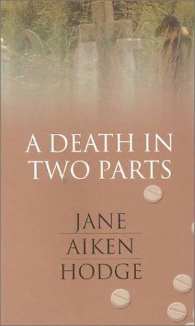 0786225866 - Jane Aiken Hodge: Death in Two Parts - Libro