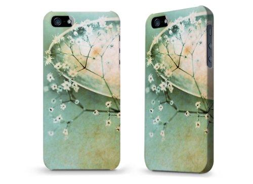 """Hülle / Case / Cover für iPhone 5 und 5s - """"Sahne"""" von Marie-Luise Schmidt"""