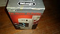 The Incredible Heat Machine Fan + Heater + Air Purifier New Old Stock Item