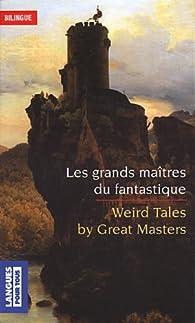 Les Grands Maîtres du fantastique par Washington Irving