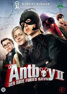 antboy 2 den røde furies hævn