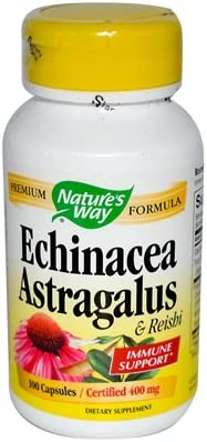 Natures Way Echinacea Supplement