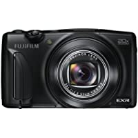 Fujifilm FinePix FX-F1000EXR Black 16.0MP Digital Camera - International Version (No Warranty)