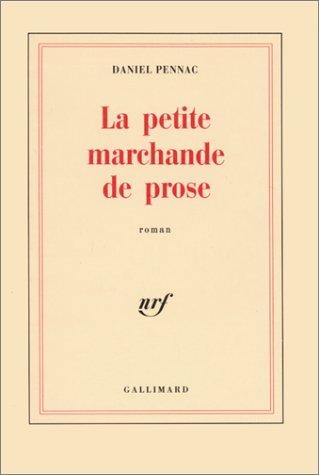dissertation sur la petite marchande de prose