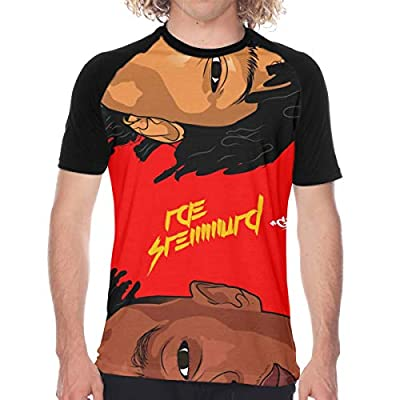 Summer Man Sports Baseball Short Sleeves Tee Raglan Sleeve T Shirts - Rae Sremmurd