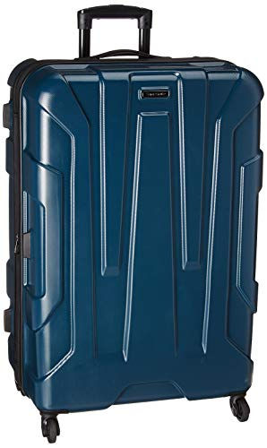 (Samsonite Checked-Large, Teal)