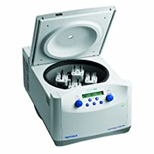 Eppendorf 022629921 5702 RH Variable-Speed Multi-Purpose Refrigerated and Heated Centrifuge, with 4 x 85mL Swing Bucket Rotor, 100-4,400rpm Speed, 120V/60Hz