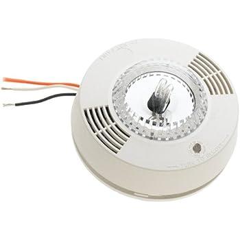 First Alert Sa100b Smoke Alarm With Strobe Light For