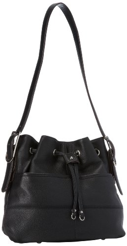 Tignanello Luck Of The Draw Hobo,Black,One Size, Bags Central