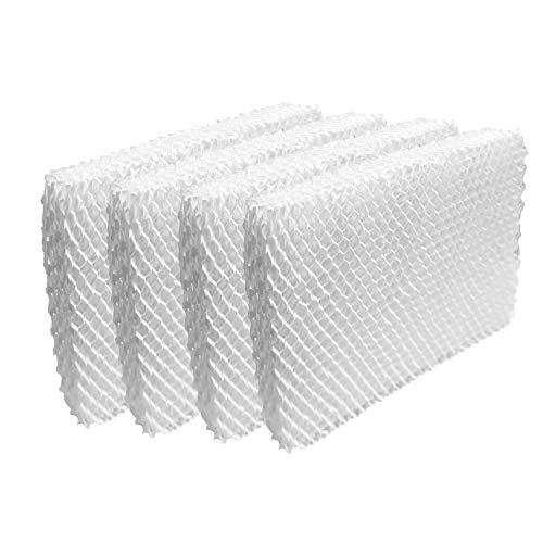 Flintar MD1-0034 Premium Humidifier Replacement Wicks Filters for Vornado Evap40, Evap2, EV100, EV200, EVDC300, EVDC500 (Not for Evap3) Evaporative Humidifiers, Replace Part # MD1-0034 (4 - Pack)